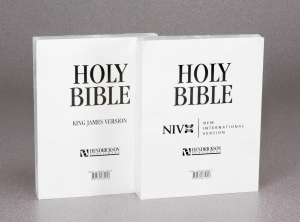 KJV Loose-Leaf Bible: (pages only)