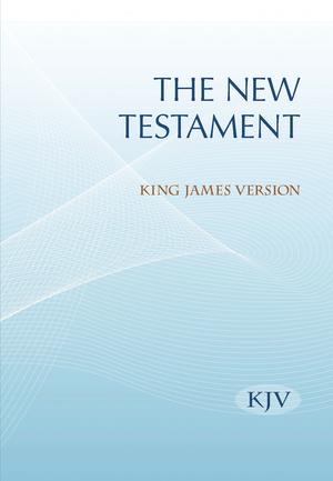 KJV Economy New Testament:  Paperback