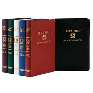 NRSV Gift & Award Bible with the Apocrypha: Royal Purple, Imitation Leather