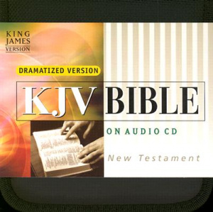 KJV New Testament Dramatized on CD