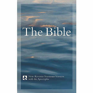 NRSV Bible with the Apocrypha: Paperback