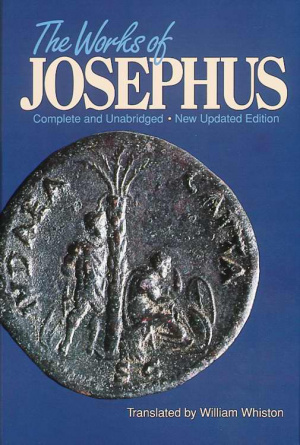 WORKS OF JOSEPHUS THE NEW ED HB