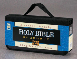 KJV Audio Bible: CD