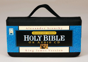 KJV Audio Bible: Dramatised, CD