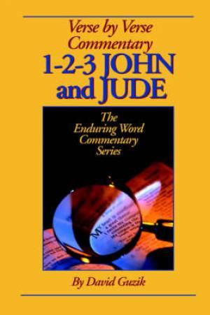 1-2-3 John & Jude Commentary
