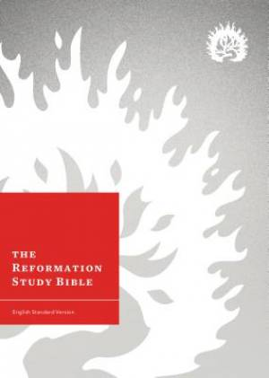 ESV Reformation Study Bible H/b White