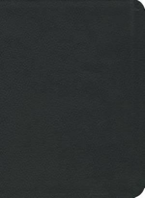 NKJV Reformation Study Bible Gen. Leather Black