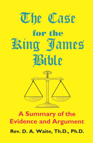 Case For The King James Bible