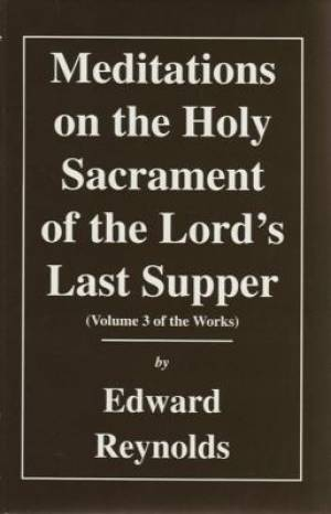 Meditations on Holy Sacrament...