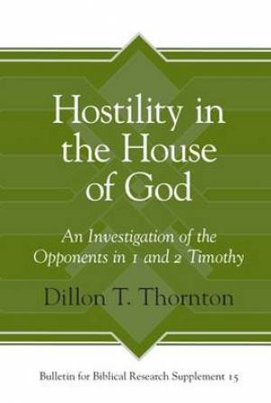 Hostility in the House of God