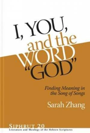 I, You, and the Word of God