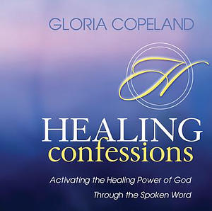 Healing Confessions: Gift Book & CD