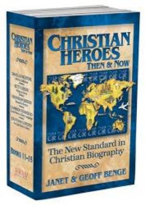 Heroes of History Gift Pack Volumes 11-15