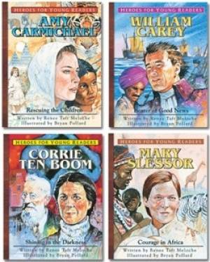 Heroes For Young Readers Set (5-8)