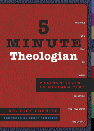 The Five Minute Theologian