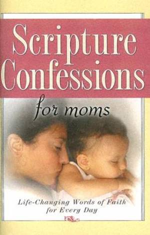 Scripture Confessions For Moms Pb