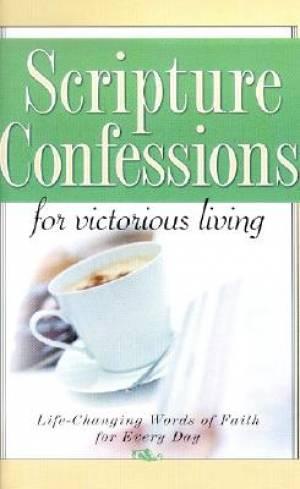 Scripture Confessions For Victorious Liv