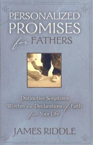 Personalized Promises For Fathers Pb
