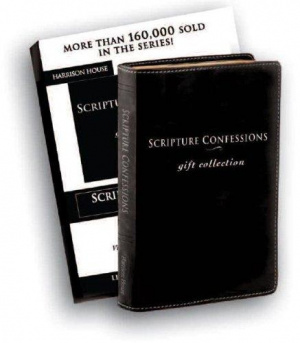 Scripture Confessions Lth Gift Collectio