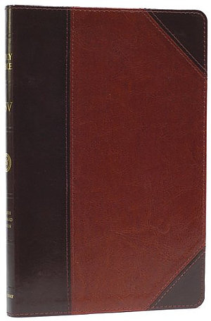 ESV Thinline Bible: Brown & Cordovan, Trutone, Portfolio Design