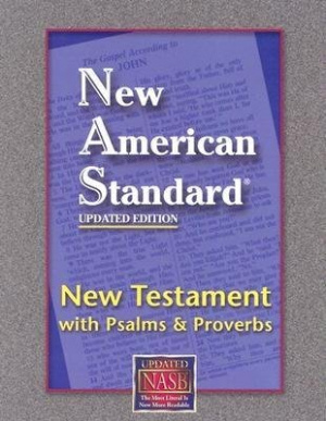 NASB New Testament With Psalms And Proverbs