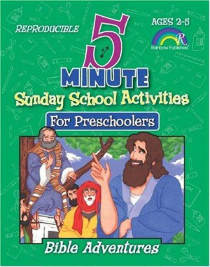 Bible Adventures : For Preschoolers