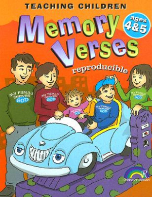 Teaching Children Memory Verses Ages 4-5