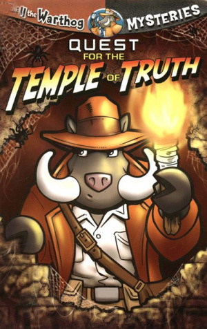 Quest For The Temple Of Truth