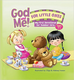 God and Me for Little Ones: My First Devotional for Toddler