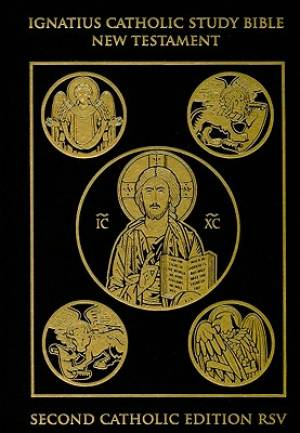 RSV Ignatius Catholic Study Bible: New Testament Hardback