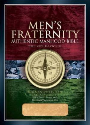 Hcsb Mens Fraternity Bible The