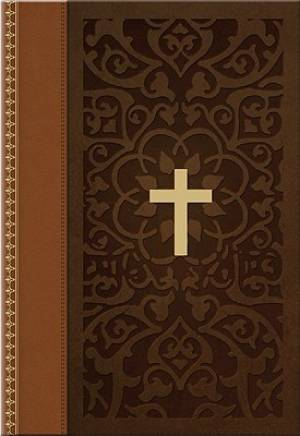Large Print Ancient Faith Compact Bible-KJV
