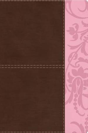 Study Bible For Women, Brown/Pink Leathertouch, The