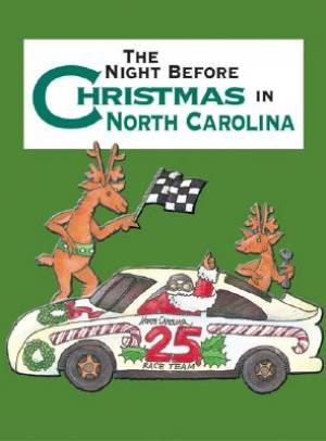 The Night Before Christmas in North Carolina