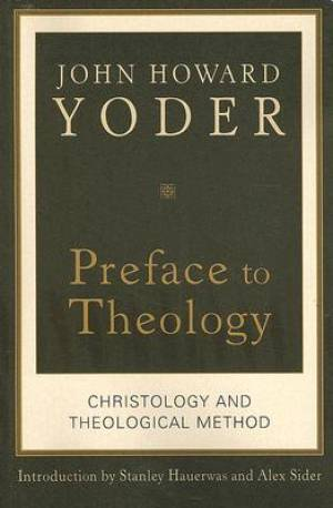 Preface To Theology Pb