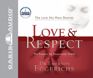 Love and Respect Audio Book on CD