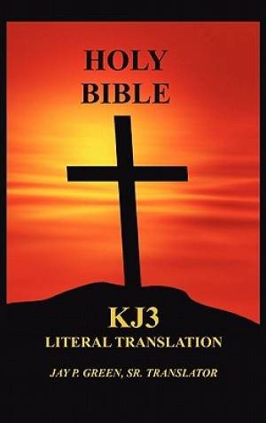 KJ3 Bible Literal Translation Paperback