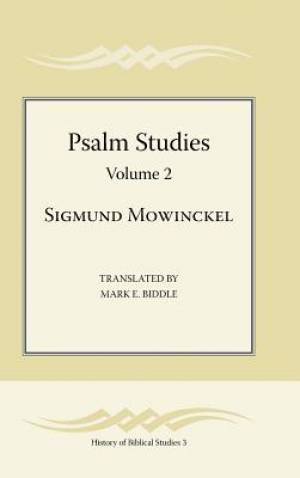 Psalms Studies, Volume 2