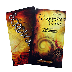 the screwtape letters audio book cd dvd