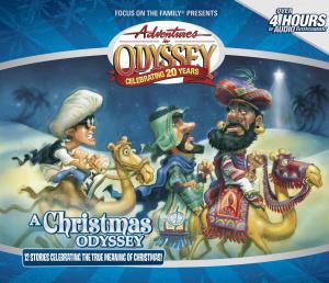 Christmas Odyssey A Cd