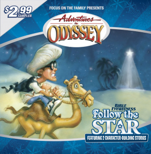 Adventures In Odyssey Sampler Bible Eyewitness Follow The Star