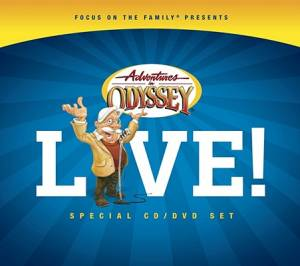 Adventures In Odyssey Live Cd