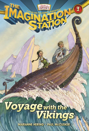 Voyage With The Vikings # 1 Pb