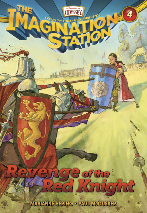 Revenge Of The Red Knight # 4 Pb