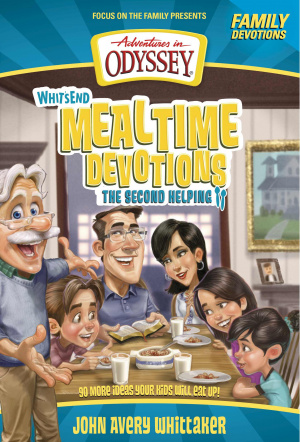 Whits End Mealtime Devotions Pb