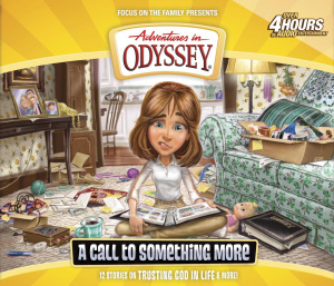 A Call To Something More Audiobook CD