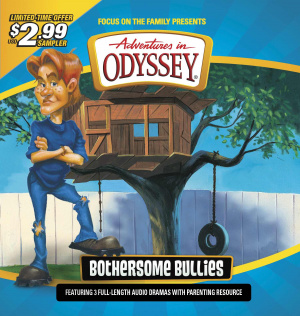 Bothersome Bullies CD