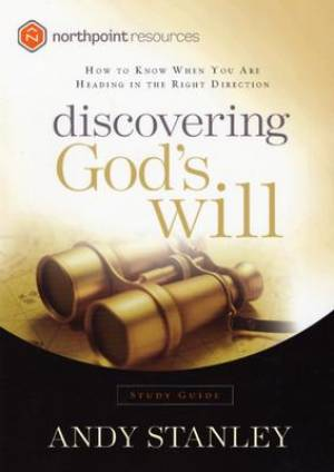 Discovering Gods Will Study Guide
