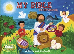My Bible Storybook (Godcounts)