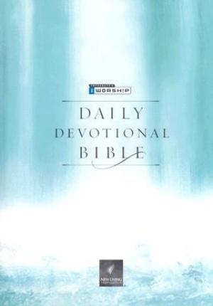NLT iWorship Personal Worship Daily Bible: Hardback